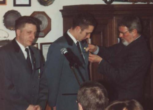 Die Jahreshauptversammlung 2000