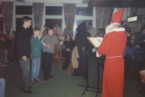 Die Nikolausfeier 1999