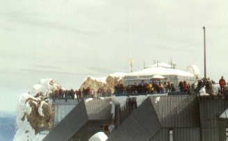 Die Tour 2001 nach Mittenwald