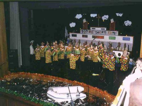 Karneval 2001