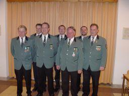 Die Jahreshauptversammlung 2002