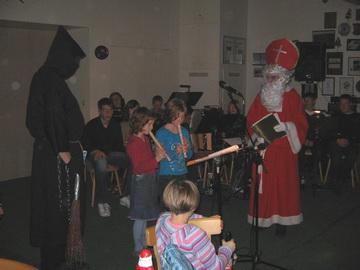 Nikolausfeier 2007