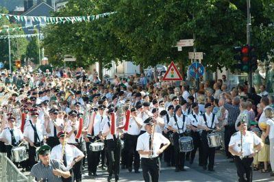 Schuetzenfest Olpe 2007