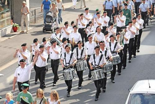 Schützenfest Olpe 2010
