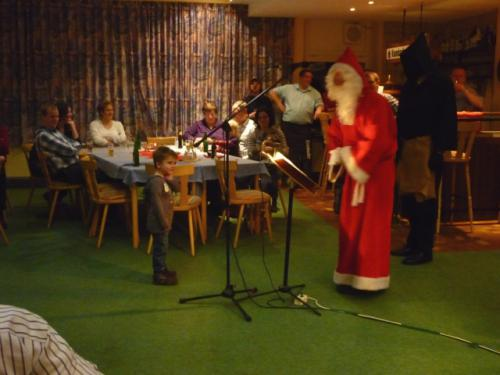 Nikolausfeier 2011
