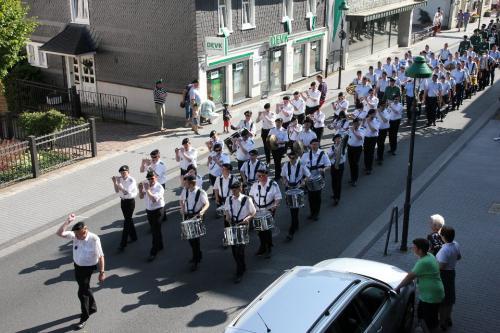 Schützenfest Olpe 2013