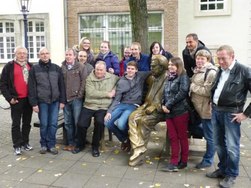 Tagestour Köln 2013