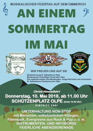 Sommerkonzert Plakat www